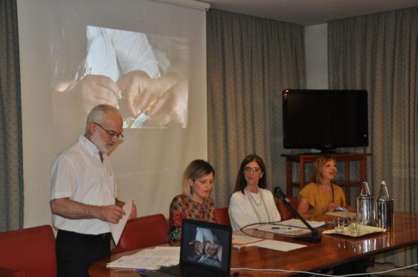 Lorenzo Staffolani, Elisa Giusti, Laura Salvucci, Claudia Santoni