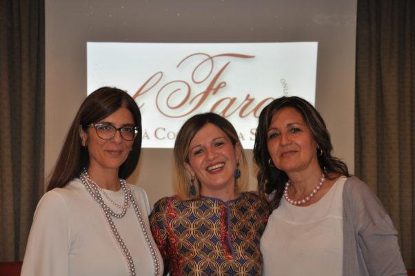 Laura Salvucci, Elisa Giusti, Franca Franchini