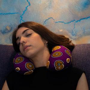 Cuscino collo poltrona
